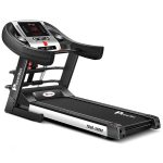 Powermax Fitness TDM-100M (2.0HP), Semi-Auto Lubrication, Multifunction Treadmill