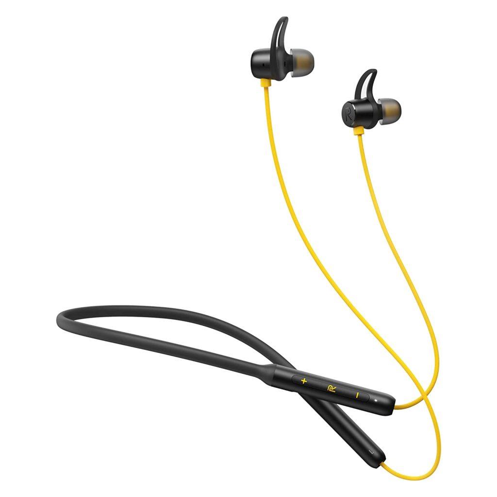 Realme Buds Wireless neckband headphones