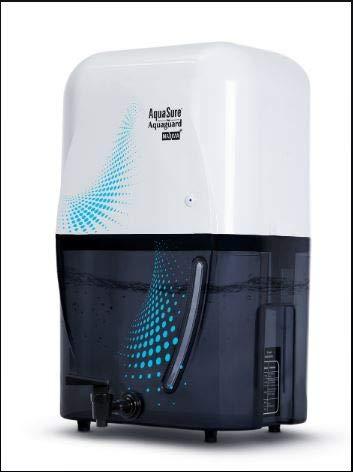 Aquasure from Aquaguard Maxima RO+UV+MTDS+ME Water Purifier