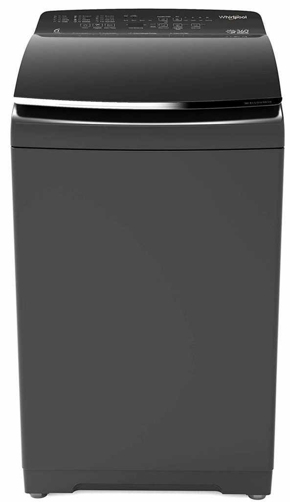 Whirlpool 9.5 kg Fully-Automatic Top Loading Washing Machine