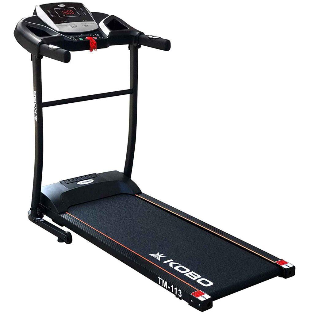 Kobo 1 H.P Motorised Fitness Treadmill